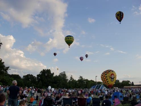 Howell, MI, Balloon Fest