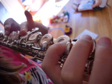Flute Practice