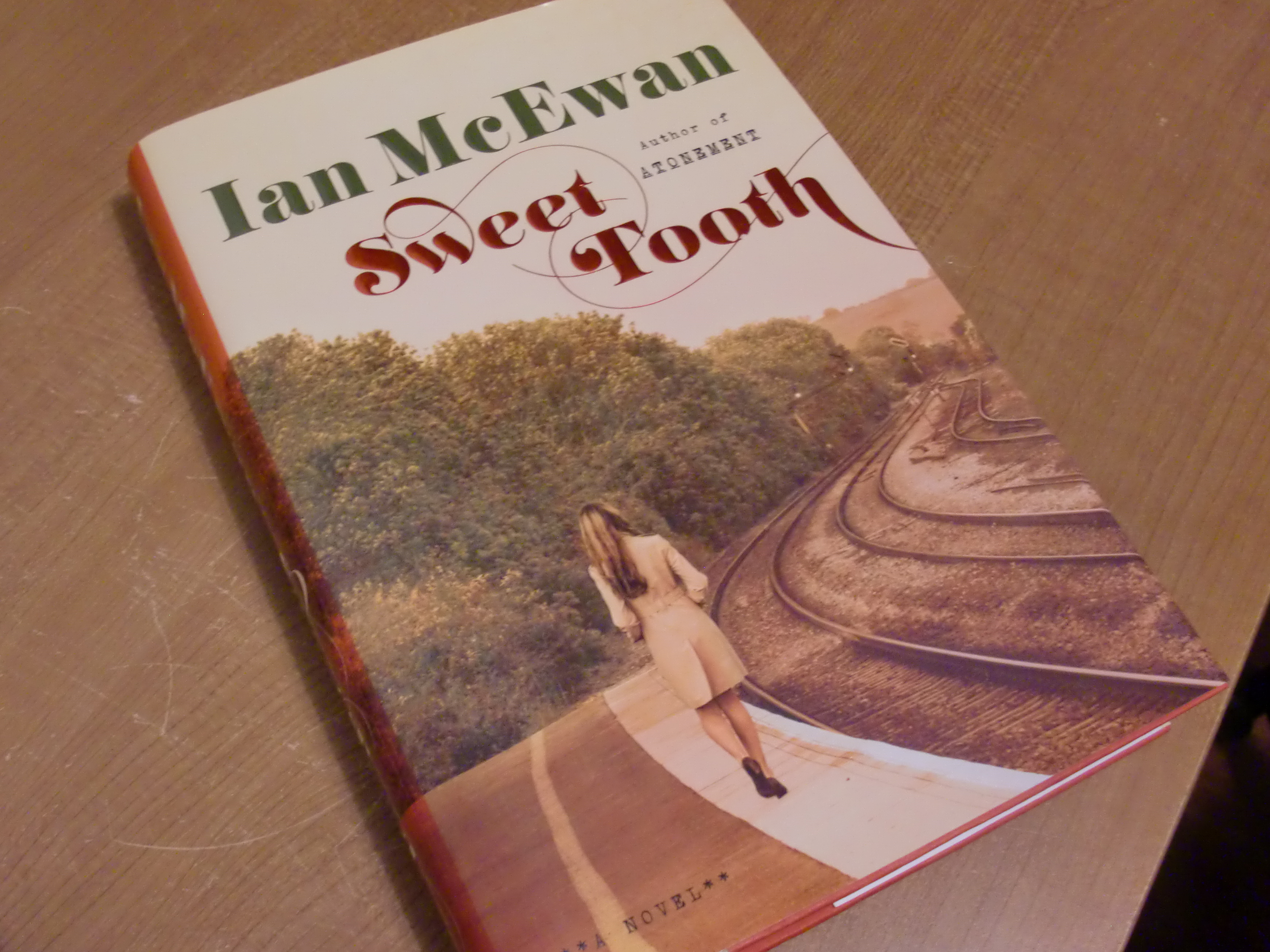 Sweet Tooth Is The Latest Novel From Ian Mcewan