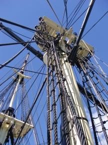 Friendship of Salem cargo ship, Salem , Massachusetts