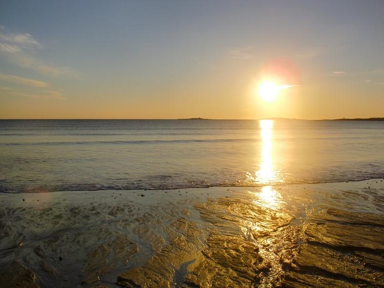 Sunrise; Saco, Maine